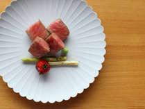 水明荘 強肴(料理一例)