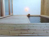 露天風呂付客室「やよい」。H27年7月リニューアル。