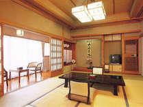 木造棟の和室のお部屋一例