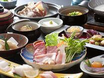 【料理長お勧め旬彩会席】料理一例