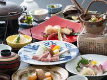 【特選饗宴会席】料理一例