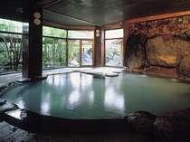 長寿大岩風呂『観音の湯』
