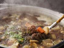 地元で愛される郷土料理『じゃぶ煮』