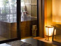 源泉温泉かけながし露天風呂付き客室 イメージ