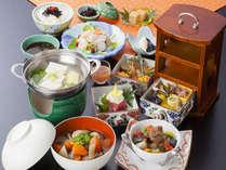 昼食プラン 『松花堂御膳 花籠(はなかご)』