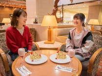 京王プラザホテル多摩オリジナルのハローキティースイーツは思わずSNSにアップしたくなる可愛さ♪