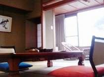 10畳のお部屋は全室海側をお約束