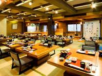 畳にイステーブルの宴会場☆千石船☆