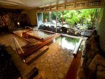 【大浴場】木清の湯内湯