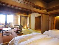 ●お盆期間(8/12-8/15)● 【特別フロア】専有露天風呂付客室