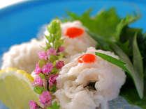 本場淡路産鱧づくし、島の郷土料理・鱧すき鍋と淡路牛を味わう夏のシュペリュール~Yusuzu~