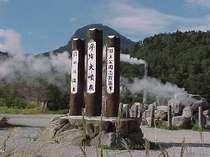 ほたる温泉 源泉までは、徒歩15分程