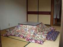 落ち着いた雰囲気の和室6畳