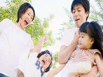 【ファミリーに人気♪】ご家族でプチ旅行(未就学児無料)!!朝食バイキング付プラン★