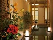 落ち着いた雰囲気の日本料理「華雲」