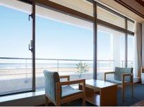 【海側和室10畳】景観例場所により景観は異なります