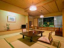 至福の時を約束する木涌館準特別室