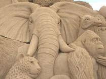 砂の美術館チケット付★鳥取観光&グルメにピッタリ!老舗旅館で楽しむ山陰最古の温泉♪