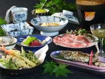 ★【料理】旬の地元食材を使用した郷土料理♪