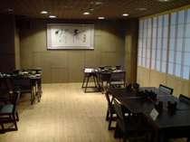お食事処神楽または会食場にてご準備させて頂きます。