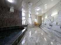 男風呂 浴室です