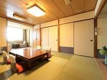 本館和室10畳の一例