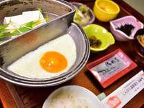 朝食例<和定食>
