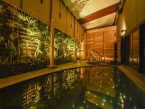 炭酸泉「ホタルの露天風呂」