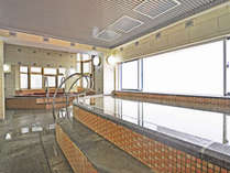 【女性展望浴場 内湯】内湯の他にサウナもございます