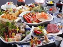 【玉手箱プラン】『地産地消』地元食材をふんだんに使用した最上級豪華料理で城崎旅を☆