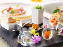 阿波の幸をお箸で気取らず召し上がれ♪フレンチ懐石イメージ/最上階のレストランフォーシーズン