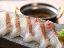 ぷりぷりの食感がタマラナイ!春の美食探訪♪桜鯛を料理長こだわりの出汁で頂く贅沢…☆