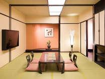 和室セミスイート(10畳+6畳+広縁)
