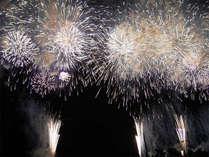 【8月26日限定】夜空に大輪の花が咲く『大曲花火大会』プラン/お夜食付♪