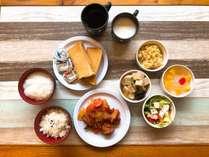 日替わり朝食写真