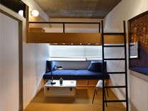 201号室:ロフトルーム