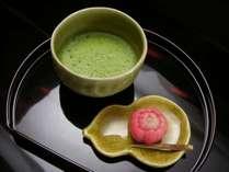 【女子旅&女子会 旅の思い出応援プラン】 ~お抹茶・和菓子に奈良の小物付!~