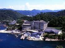 日本海を一望できる眺望が自慢です