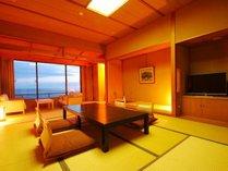 岬の館基本客室 全室オーシャンビュー