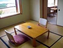 燦陽(最低層階客室)一例