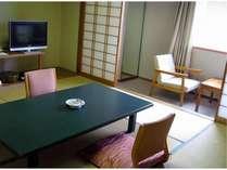燦陽棟(海が見えないお部屋)客室一例