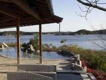 庭園露天風呂「朝なぎの湯」(男湯)
