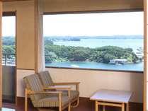 華陽(かよう)棟客室からの眺め※お部屋により見え方が変わります。