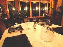 平成21年9月にリニューアルしたレストラン