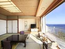 客室【和室】14.5畳の広々和室