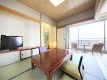 客室【和洋室】6畳、和室