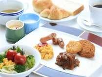 朝食、和洋バイキング ※写真はイメージです。