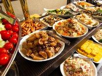 ☆朝食☆1階のレストランにて通常07:00~10:30の間でご利用可能♪ビジネス・観光の活力に!