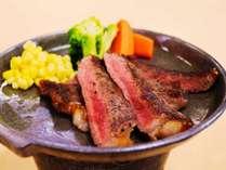 一品料理【国産和牛のカットステーキ】