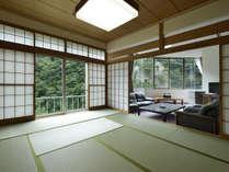 特別室 和室10畳+リビング
